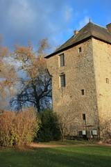 Château de Rochechouart.