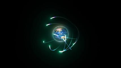 Atomic Earth
