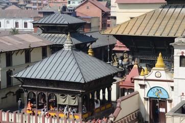 Непал, Катманду, храмовый комплекс Пашупатинатх