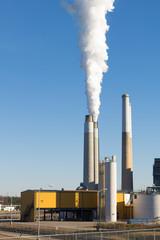 Duke Energy coal power plant