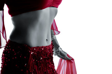 women belly dancer