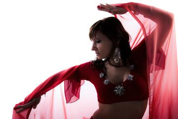 women belly dancer