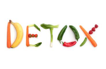 Detox concept