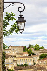 Saint-Emilion village in France
