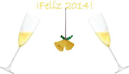 Copas Año Nuevo 2014