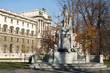 Mozart-Denkmal Wien