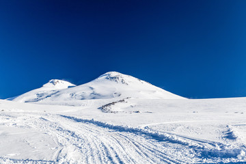 Elbrus, Caucasus Mountains