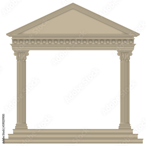 Roman/Greek Temple