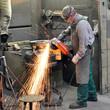 Industriearbeiter // industrial workmen