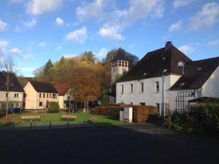 Kleine alte Burg