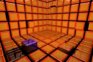 Cube Room 4