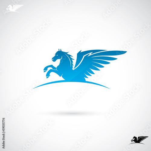 Pegasus sign