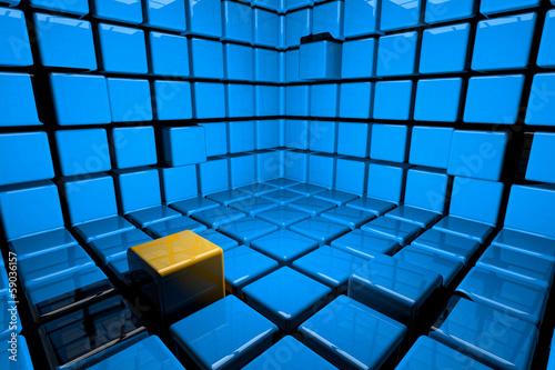 Cube Room 7