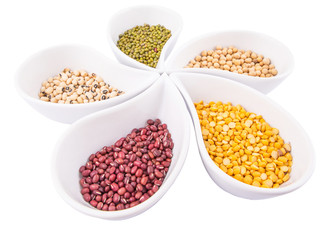 Beans and Lentils Variety