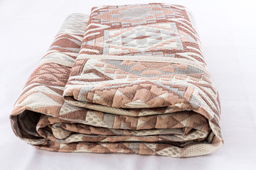 Packed bed cover