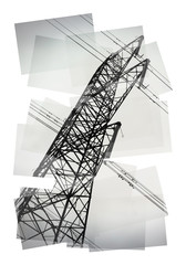 electricity pylon design