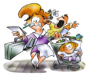 Frauenarbeit