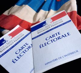 préparation des élections,cartes électorales