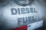 diesel fuel poster