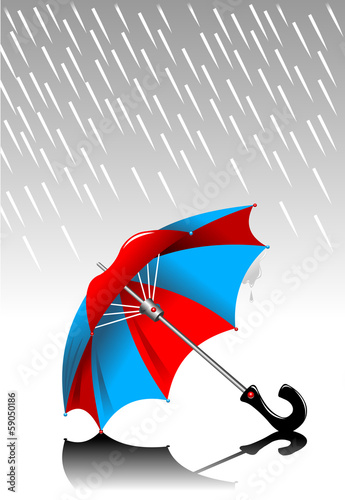 lost umbrella