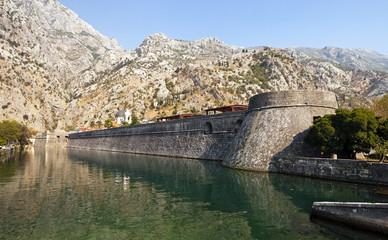 fortress. Kotor, Montenegro