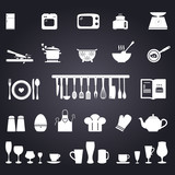 Kitchen symbols