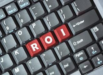 Roi on keyboard