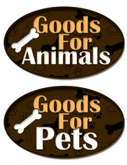Goods for Animals and Pets