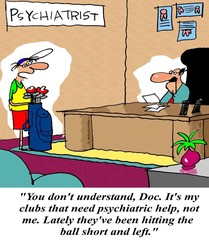 The clubs need psychiatric help