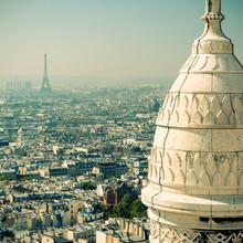Vue de Paris depuis le Sacré-Coeur