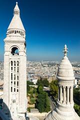 Sacre-Coeur Basilica on Montmartre, Paris