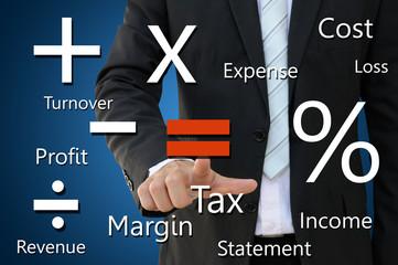 Business performance concept