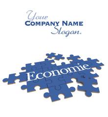 Blue Economie puzzle