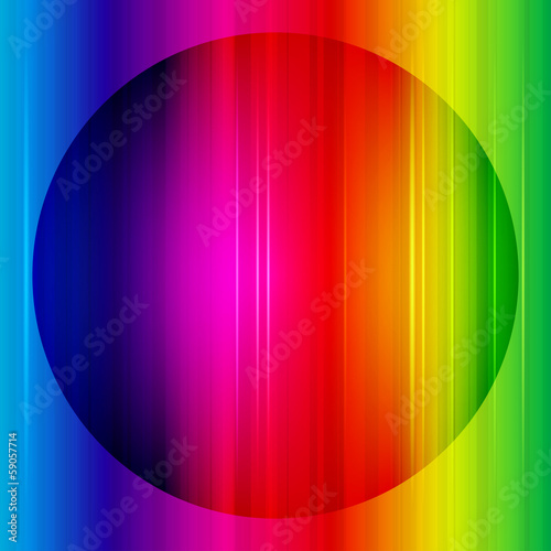 Rainbow abstract background. .