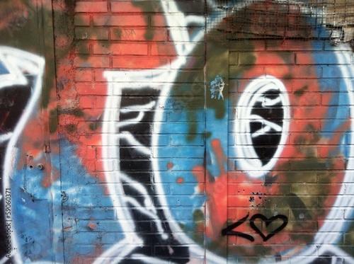 urban graffiti rome