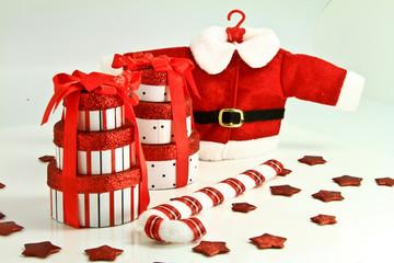manteau du père Noel