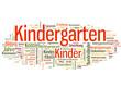 Kindergarten (Kita, Kind, Kindergärtner)