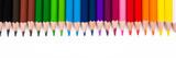farbenfrohe stifte