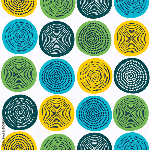 Abstract colorful pattern © magnia