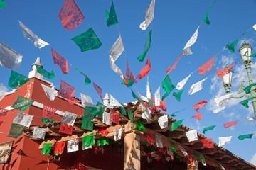 Celebratory mexican decoration