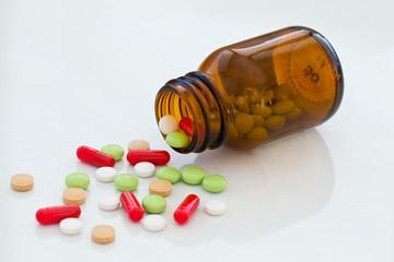 bunte medikamente