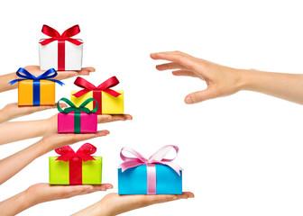 Geschenke kaufen