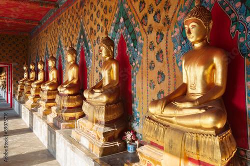 bouddha statue Thaïlande
