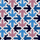 seamless moroccan islamic tile pattern