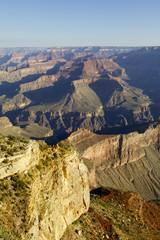 Maricopa point,  le Grand Canyon, Arizona