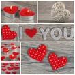 Collage Herzen