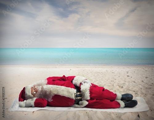 Santa Claus holiday