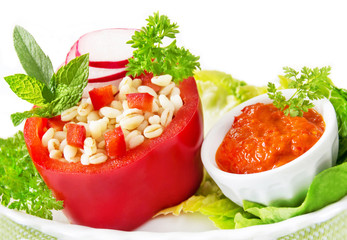 Bulgur - Salat