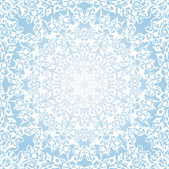 Seamless pattern in mosaic ethnic style.