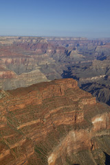 hopi point,  le Grand Canyon, Arizona